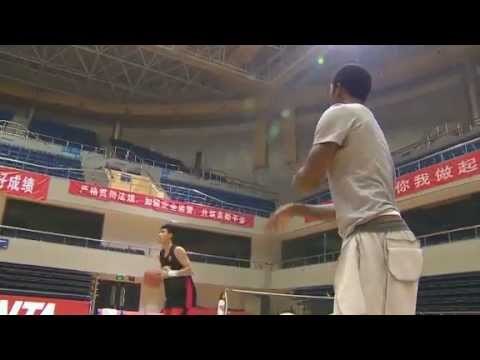 JR Smith's Experience in China