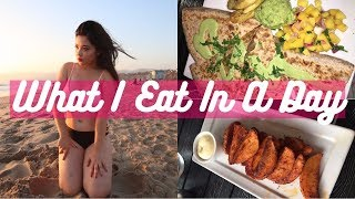 WHAT I EAT IN A DAY // Ordinary Vegan that eats WHATEVER