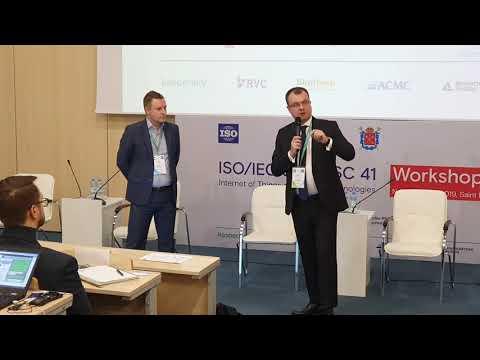 """Выступление А. П. Шалаева на открытии конференции """"Регулирование цифровых технологий"""""""