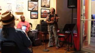 Cafe Hey   Open Mic Thursday 5 21 2015 Xzanthia Octoshroom