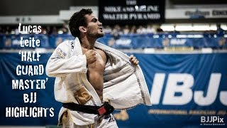 LUCAS LEITE - Half Guard Master - BJJ Highlights [HELLO JAPAN]