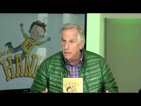 Here's Hank: Henry Winkler and Lin Oliver discuss their latest book