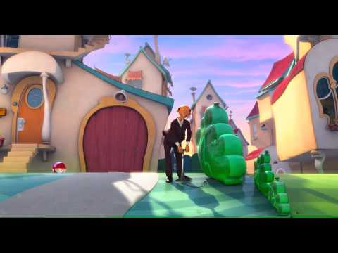 The Lorax - Thneedville Song