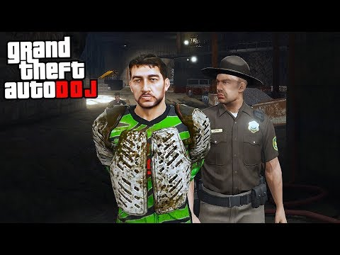 GTA 5 Roleplay - DOJ 39 - Just Trying To Drift