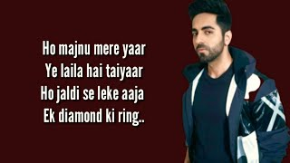 dil-ka-telephone-full-song-with-dream-girl-meet-bros-ft-nakash-a-jonita-g-ayushmann
