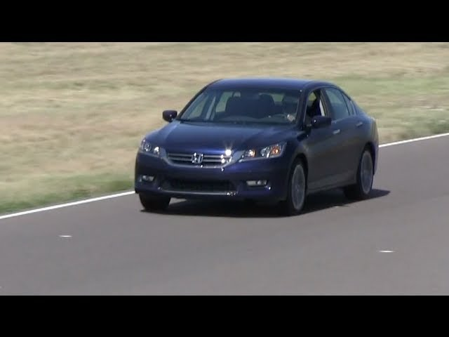 Track Week: 2013 Honda Accord Sport Reviewed On Race Track   The Fast Lane  Car