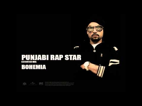 BOHEMIA - Punjabi Rap Star (Official Audio) Classic