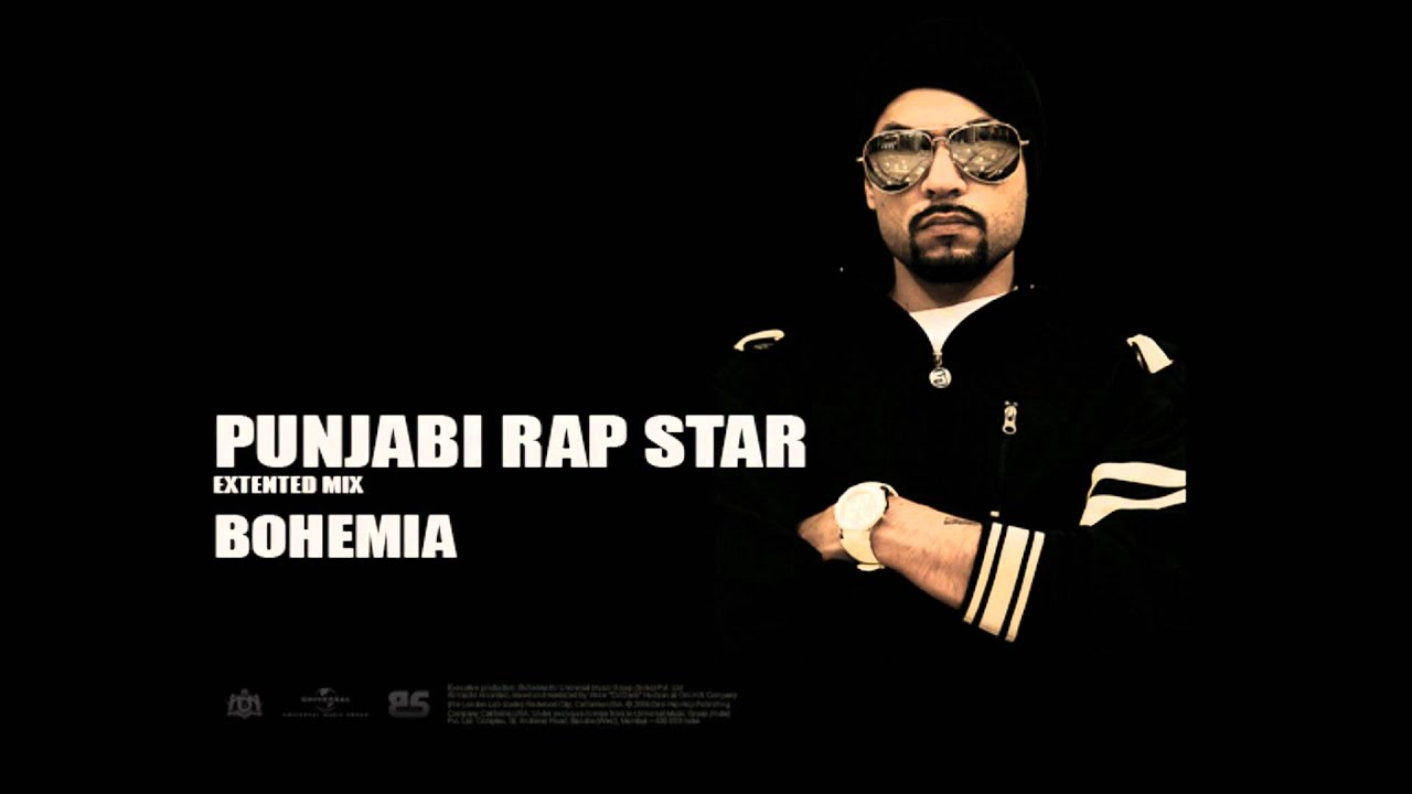BOHEMIA - Punjabi Rap Star (Official Audio) Classic