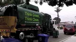 Waste Management of Manhattan Beach; Pt. 1