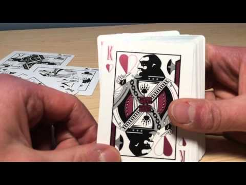Bicycle Espionage Playing Cards Review