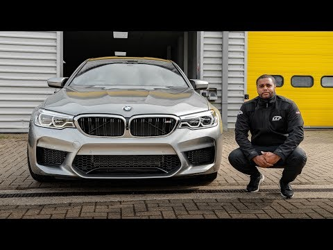 THE NEW BMW *F90 M5* FIRST IMPRESSIONS?!?