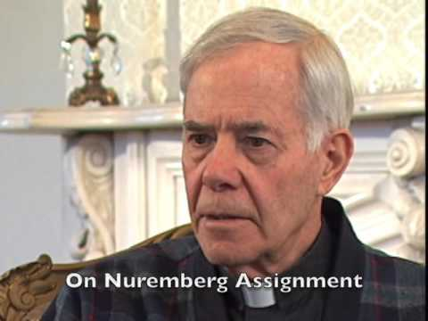 Father Moritz Fuchs (2002) on Jackson, Nuremberg and Career
