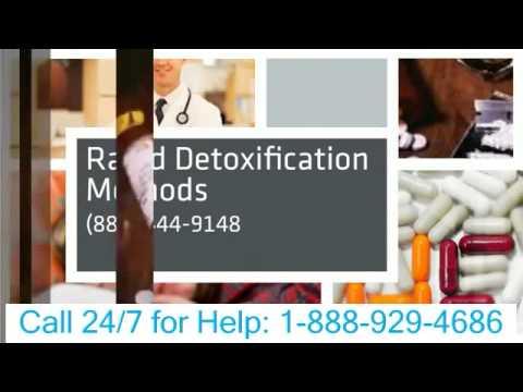 drug rehabilitation procedure