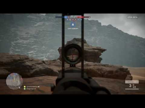 Battlefield 1 Episode 10 Ammo Needed (Another Plane Hit)