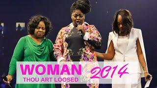 Woman Thou Art Loosed 2014 (Bishop TD Jakes/Serita Jakes) | Time With Natalie