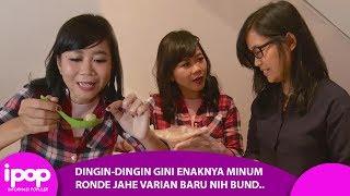Menikmati Aneka Minuman Hangat di Waroeng Djahe - IPOP