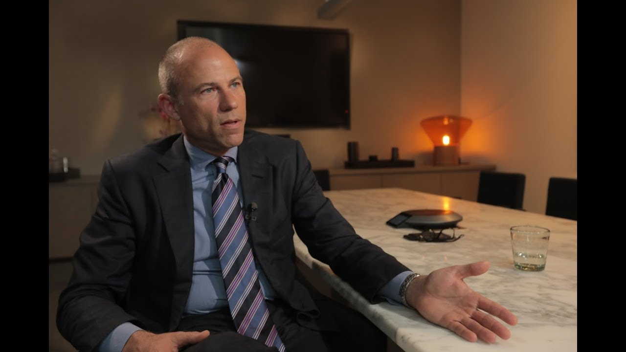 Even After Alleged Outbursts, Media Just Couldn't Quit Michael Avenatti