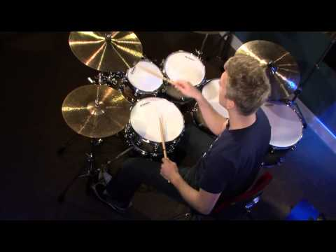 "Drum leason""how to seting drum set"""
