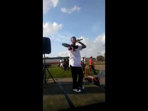 "Versatile Performing ""Count It"" and ""Draft Day"" at Back 2 School Event at DEPSA"