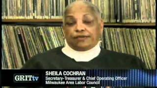 GRITtv: Sheila Cochran: Public Employees Pay Into System