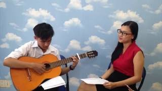 LOVE PARADISE   cover Ms Thúy