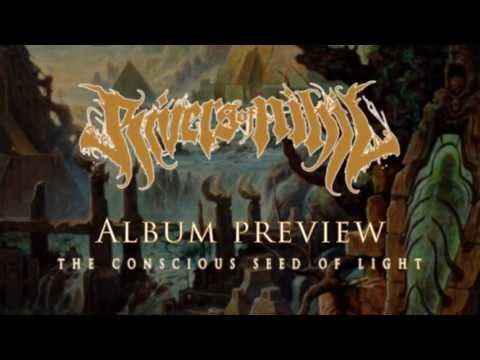 "Rivers of Nihil ""The Conscious Seed of Light"" album samples"