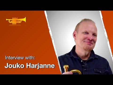 Jouko Harjanne - Trumpet music straight from the heart