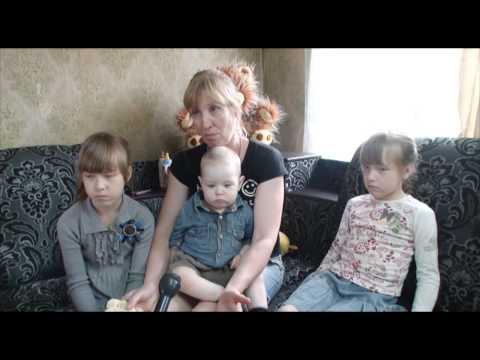 В Воткинске многодетная семья нуждается в ремонте дома