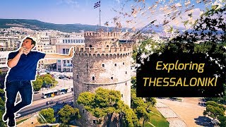 The History behind Thessaloniki