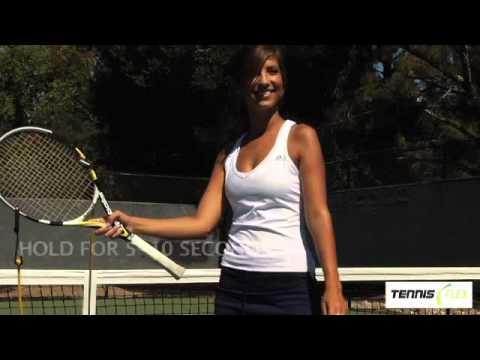 TennisFlex- General Tennis Training Instructions