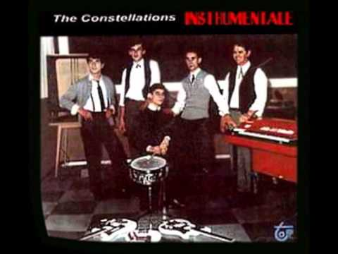 The Constellations - Red Shadows (1965)