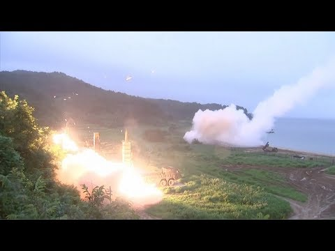US, South Korea conduct military exercise after DPRK missile launch.