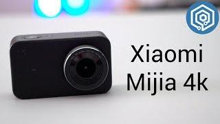 Xiaomi Mijia 4K | Review y mini comparativa con Yi 4K
