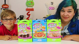 Cupcake Cuties | Pizza Party | Cookie Creations | Yummy Nummies Taste Test