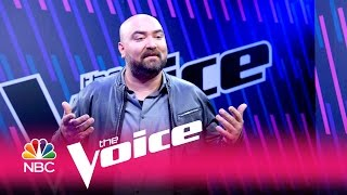 The Voice 2017   After the Elimination  Troy Ramey (Digital Exclusive)