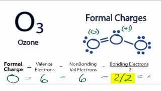 Calculating O3 Formal Charges: Calculating Formal Charges for O3 (Ozone)