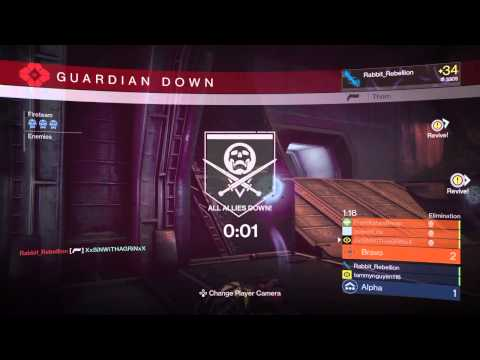 Major glitch on Trials of Osiris, invisible man