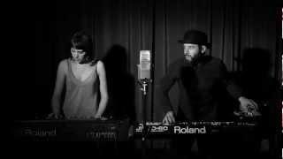 Bon Homme feat. Lydmor - The Optimist @ Viktoria Studios