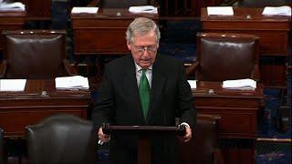 Senate Leaders Announce 2-year Budget Deal