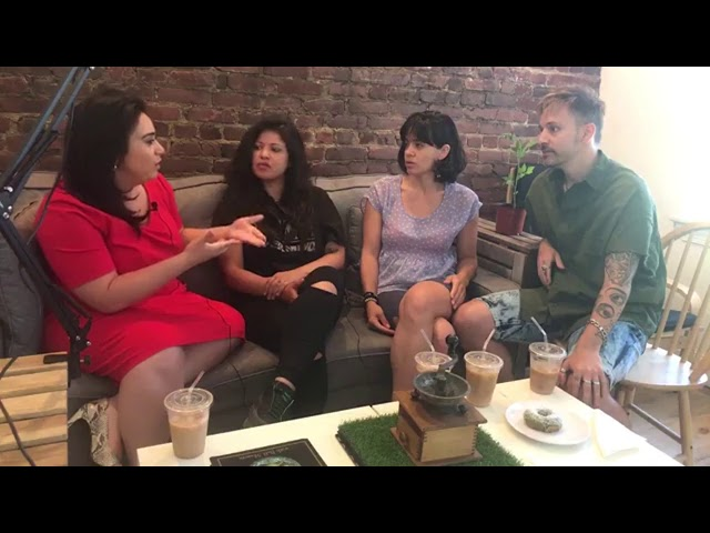 NOHU Collective Live! Episode 9 - Joey & Roger Talk with Adriana from High 5 to 365