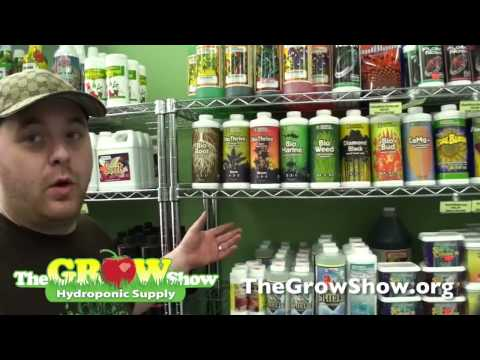 Hydroponic Nutrient Supplies