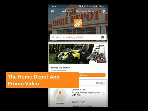 The Home Depot Canada - Apps on Google Play