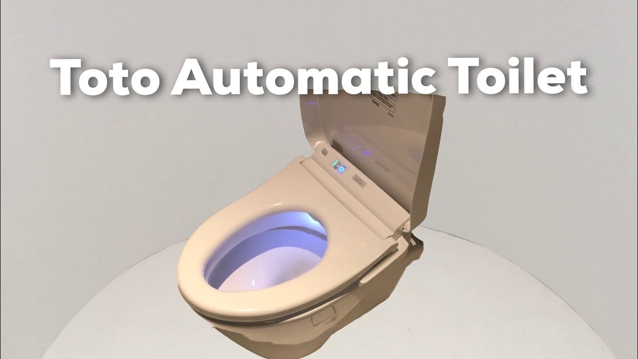 Toto Washlet - YouTube