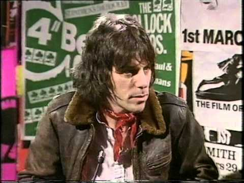 Jeff Beck - Interview (OGWT BBC 1981)