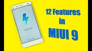 MIUI 9 - New Features for your Xiaomi Mobiles in Tamil/தமிழ்