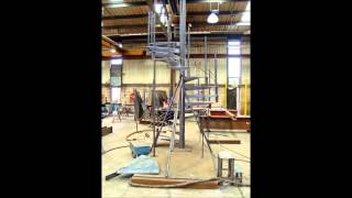 Spiral Stairs Construction