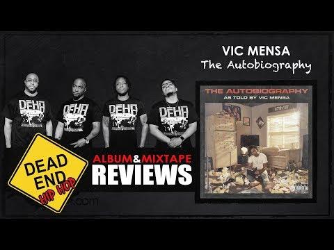 Vic Mensa - Autobiography Album Review | DEHH