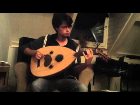 Pentatonic Oud Improvisation