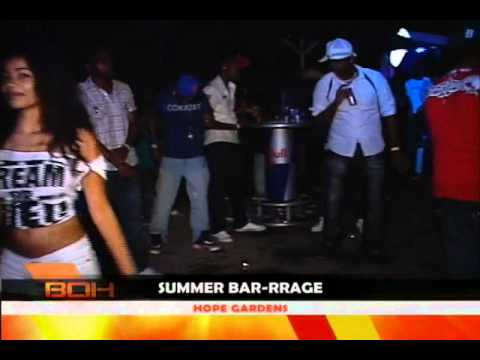 "Summer Bar-Raage ""The 4G Experience"" 2k10"