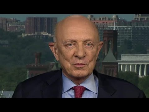 Ex-CIA director to advise Donald Trump's campaign